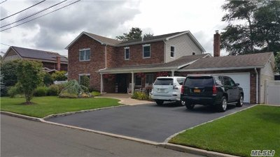 W. Babylon Single Family Home For Sale: 304 Dolphin Ln