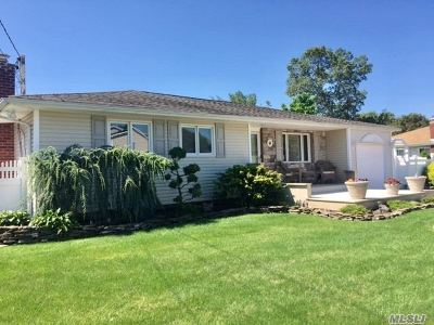 Holbrook Single Family Home For Sale: 122 Fifth St