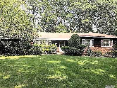 Huntington Single Family Home For Sale: 3 Printer Ct