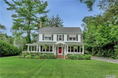Syosset Single Family Home For Sale: 246 Split Rock Rd