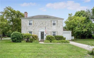 Garden City Single Family Home For Sale: 35 Westbury Rd