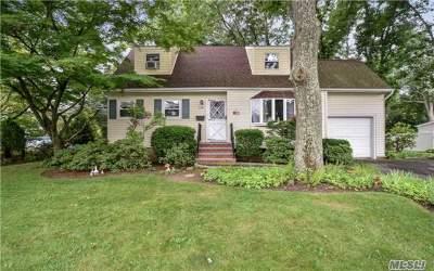 Massapequa Park Single Family Home For Sale: 236 Willow St