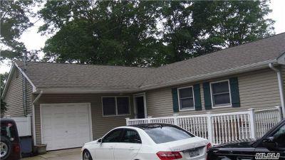 Ronkonkoma Single Family Home For Sale: 162 N Ontario St