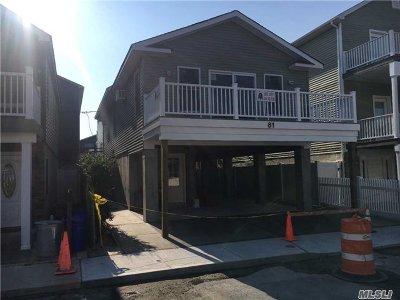 E Atlantic Beach, Lido Beach, Long Beach Single Family Home For Sale: 81 Pennsylvania Ave
