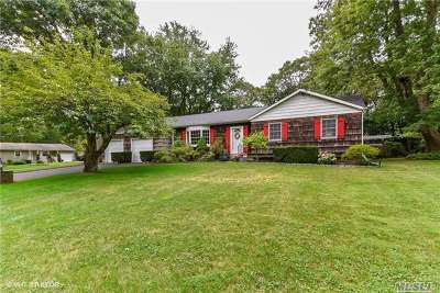 Holtsville Single Family Home For Sale: 16 Hopes Ave
