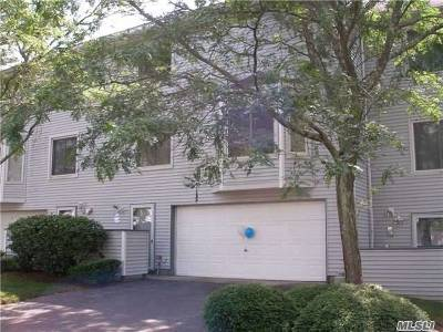Coram Condo/Townhouse For Sale: 3508 Gibbs Rd #8
