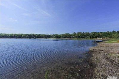 Ridge Single Family Home For Sale: 165 Lakeside Trl