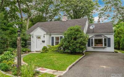 Port Jefferson Single Family Home For Sale: 205 Hawthorne St