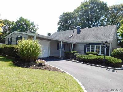 Farmingville Single Family Home For Sale: 78 South Howell Ave Ave