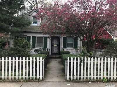 Jamaica Estates Single Family Home For Sale: 85-24 Eton St
