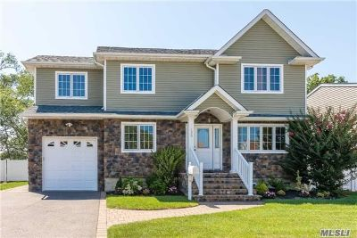 Bellmore Single Family Home For Sale: 130 Belmill Rd
