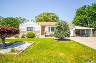 Bay Shore Single Family Home For Sale: 17 Michigan Ave