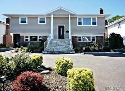 Oceanside Single Family Home For Sale: 186 Waukena Ave