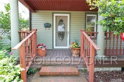 Oceanside Single Family Home For Sale: 80 Davison Ave