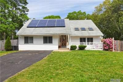 Coram Single Family Home For Sale: 15 Folsom Ln