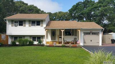 Centereach Single Family Home For Sale: 130 Hammond Rd