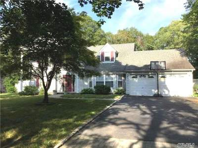 Coram Single Family Home For Sale: 17 Scudders Pl