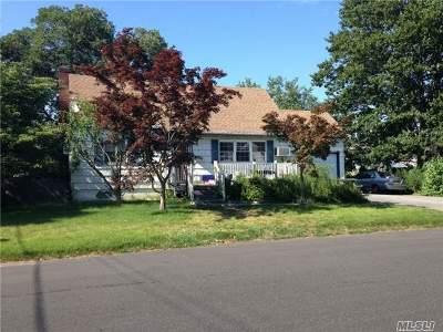 W. Babylon Single Family Home For Sale: 329 Manhattan Ave
