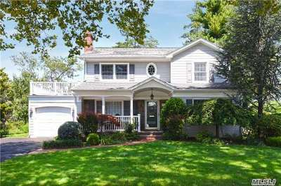 Rockville Centre Single Family Home For Sale: 479 Rose Ln