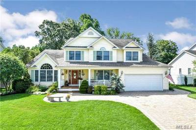 Smithtown Single Family Home For Sale: 32 Franciscan Ln