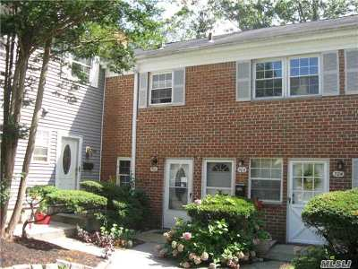 Hauppauge Rental For Rent: 706 Towne House Vlg