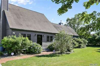 Water Mill Single Family Home For Sale: 36 Farmstead Ln