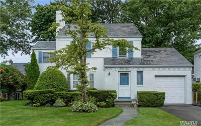 Rockville Centre Single Family Home For Sale: 43 Greystone Rd