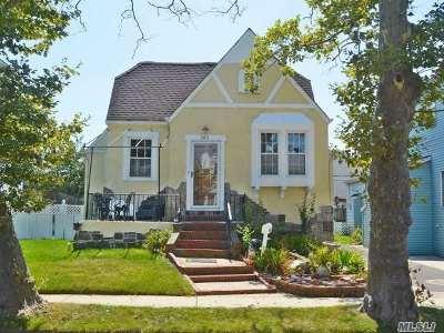 Island Park, Long Beach, Lynbrook, Oceanside, Rockville Centre Multi Family Home For Sale: 560 E Hudson St