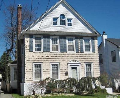 Woodmere Single Family Home For Sale: 64 Brower Ave
