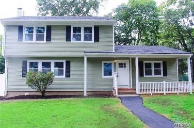 Huntington Single Family Home For Sale: 36 Stuyvesant St