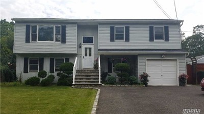 Islip Single Family Home For Sale: 1856 Spur Dr