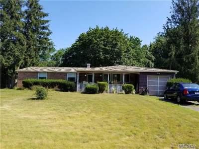 Stony Brook Single Family Home For Sale: 8 University Hts. Dr