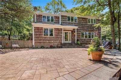 Port Jefferson Single Family Home For Sale: 33 Pilgrim Dr