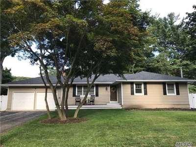 Nesconset Single Family Home For Sale: 17 Jefferson St