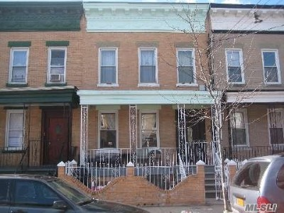 Brooklyn Multi Family Home For Sale: 220 Autumn Ave