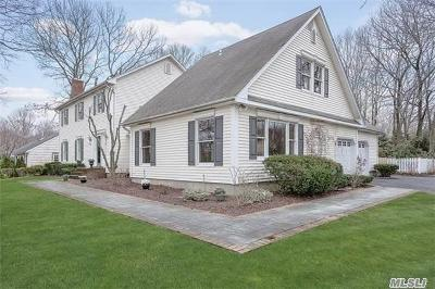 E. Setauket Single Family Home For Sale: 16 Buckingham Meado Rd