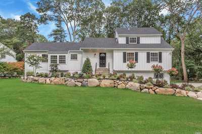 Setauket Single Family Home For Sale: 1 Market Path