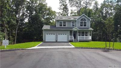 Huntington Single Family Home For Sale: Lot 2 Crown Ave