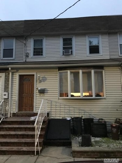 Middle Village Multi Family Home For Sale: 79-24 68 Rd