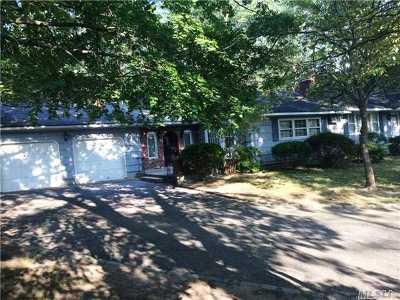 Lake Grove Single Family Home For Sale: 157 Hallock Rd