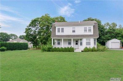 Eastport Single Family Home For Sale: 398 Montauk Hwy