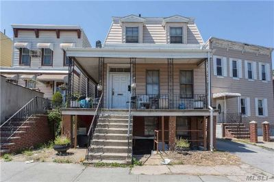 Multi Family Home For Sale: 30-80 42nd St