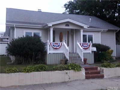 Lindenhurst Single Family Home For Sale: 378 S 1st St