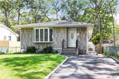 Ronkonkoma Single Family Home For Sale: 38 5th St