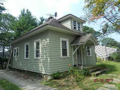 Islip Single Family Home For Sale: 38 45th St