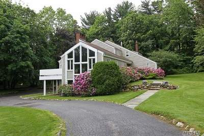 Old Westbury Single Family Home For Sale: 10 Horseshoe Rd