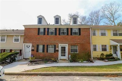 Hauppauge Condo/Townhouse For Sale: 404 Towne House Vlg