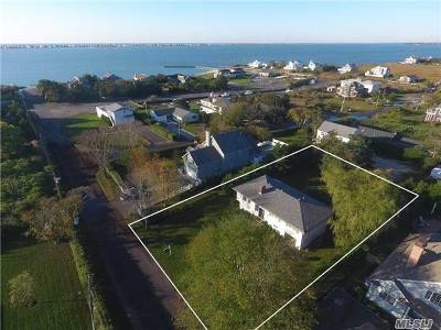 Remsenburg Single Family Home For Sale: 61 Shore Rd