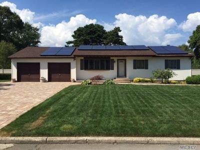 Centereach Single Family Home For Sale: 9 Taurgo Ln