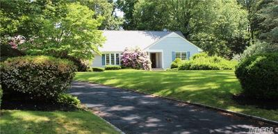Smithtown Single Family Home For Sale: 3 Cakewalk Ter